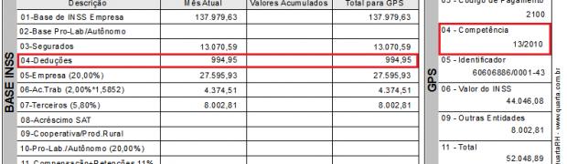 Cálculo de 13º para funcionárias afastadas por Licença Maternidade na Folha QuartaRH