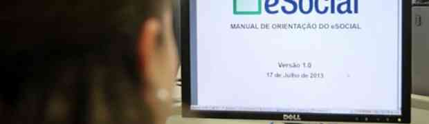 eSocial: Governo amplia prazo para adesão de empresas à folha de pagamento digital