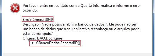 Erro 3049 nos sistemas QuartaRH foi causado por uma falha na atualização do antivírus Kaspersky em 09/04/2014